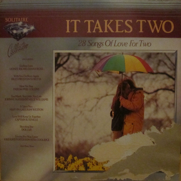 It Takes Two (1983) (28 Songs Of Love For Two)