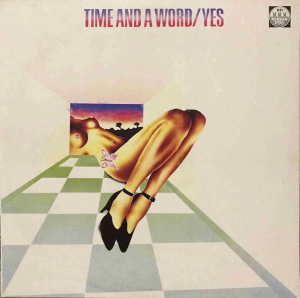 Yes (1970) ‎– Time And A Word