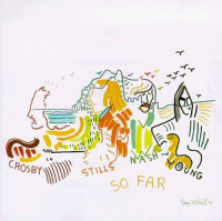 Crosby, Stills, Nash & Young (1974) ‎– So Far