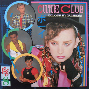 Culture Club (1983) ‎– Colour By Numbers