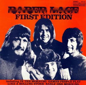 Paper Lace (1972) ‎– First Edition
