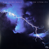 Dire Straits (1982) ‎– Love Over Gold