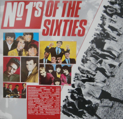 No 1's Of The Sixties