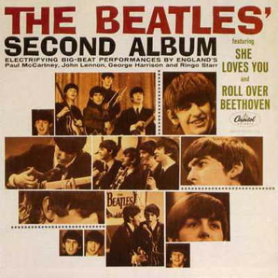 The Beatles (1964-2) ‎– The Beatles' Second Album