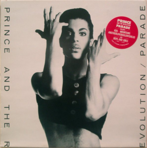 Prince And The Revolution (1986) ‎– Parade