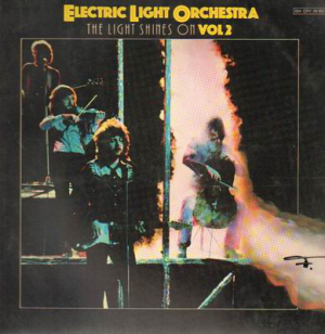 Electric Light Orchestra (1975) ‎– The Light Shines On Vol 2