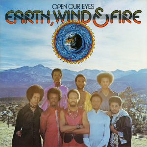 Earth, Wind & Fire (1974) ‎– Open Our Eyes