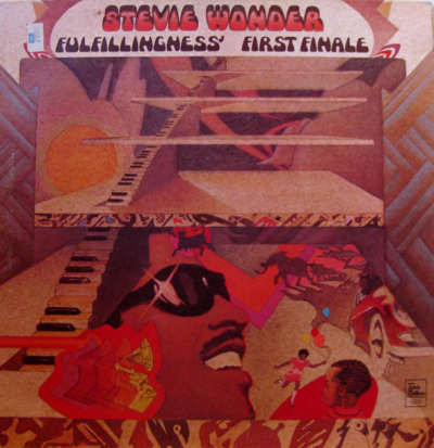Stevie Wonder (1974) ‎– Fulfillingness' First Finale