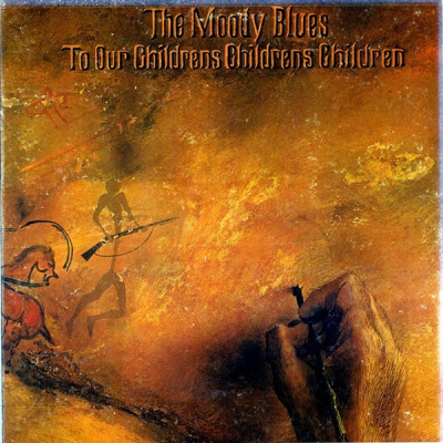 The Moody Blues (1969) ‎– To Our Children's Children's Children