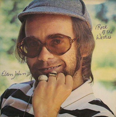 Elton John (1975) ‎– Rock Of The Westies