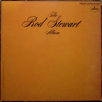 Rod Stewart (1970) ‎– The Rod Stewart Album