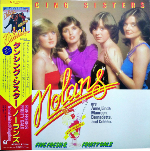 The Nolans (1980) ‎– Dancing Sisters
