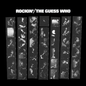 The Guess Who (1972) ‎– Rockin'