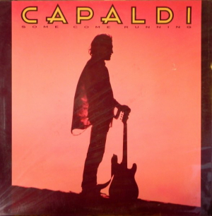 Jim Capaldi (1988) ‎– Some Come Running