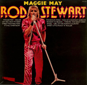 Rod Stewart (1981) ‎– Maggie May
