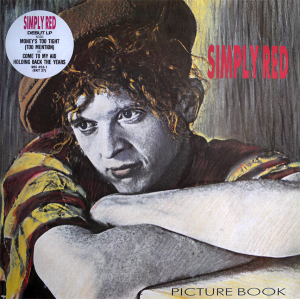 Simply Red (1985) ‎– Picture Book