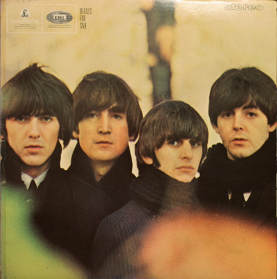 The Beatles (1964-5) ‎– Beatles For Sale