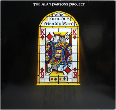 The Alan Parsons Project (1980) ‎– The Turn Of A Friendly Card