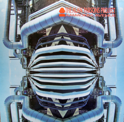 The Alan Parsons Project (1984) ‎– Ammonia Avenue