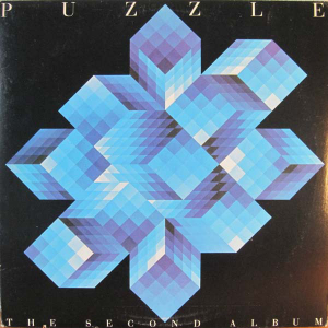 Puzzle (1974) ‎– The Second Album
