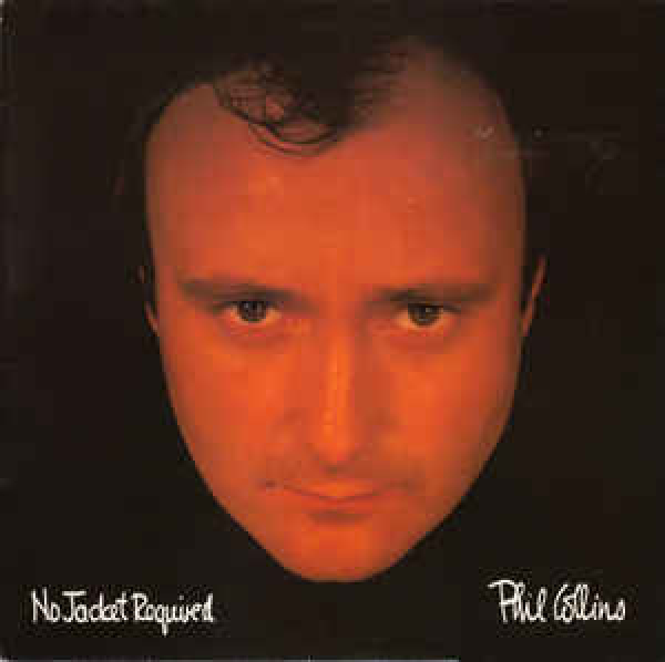 Phil Collins (1985) ‎– No Jacket Required