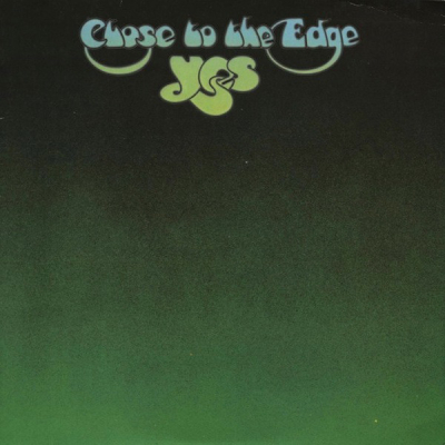 Yes (1972) ‎– Close To The Edge