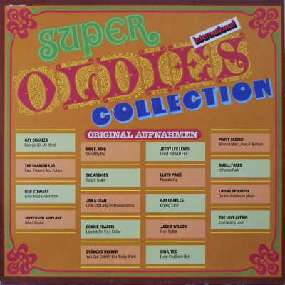 Super Oldies Collection International  Vol. 8 (15 935 0)