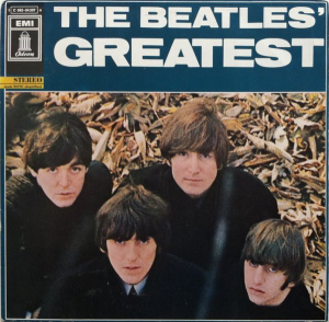 The Beatles (1973) ‎– The Beatles' Greatest