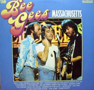 The Bee Gees (1978) ‎– Massachusetts