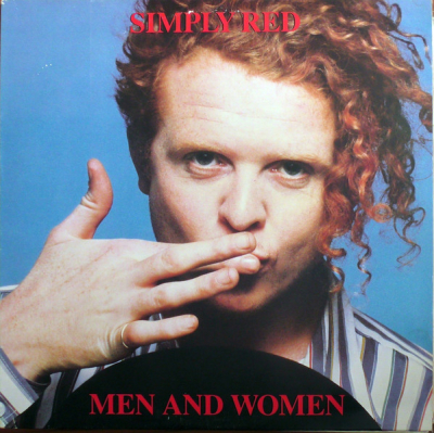 Simply Red (1987) ‎– Men And Women
