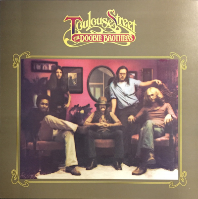 The Doobie Brothers (1972) ‎– Toulouse Street