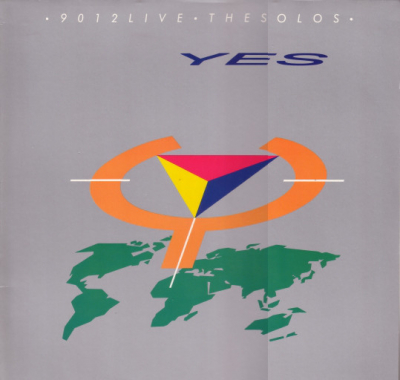 Yes (1985) ‎– 9012Live - The Solos