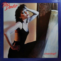 Pat Benatar (1980) ‎– In The Heat Of The Night