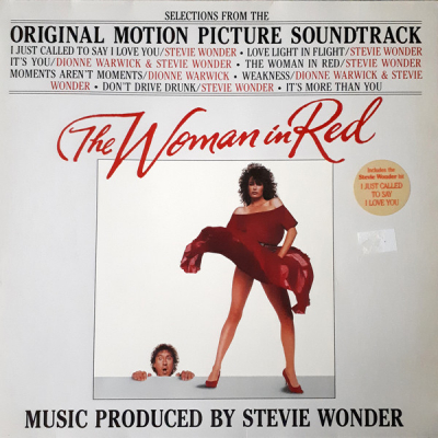 The Woman In Red (1984) - Selections From The Original Motion Picture Soundtrack