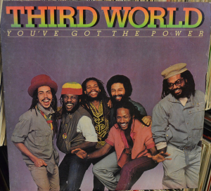 Third World (1982) ‎– You've Got The Power