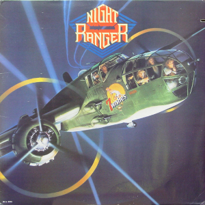 Night Ranger (1985) ‎– 7 Wishes
