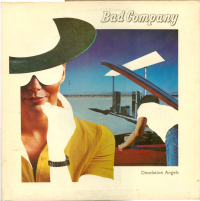 Bad Company (1979) ‎– Desolation Angels