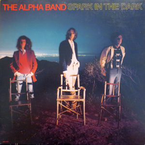 The Alpha Band (1977) ‎– Spark In The Dark