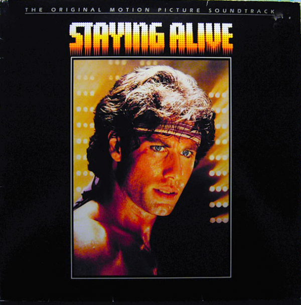 Staying Alive (1983) - The Original Motion Picture Soundtrack