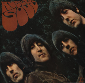The Beatles (1965-3) ‎– Rubber Soul