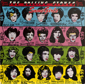 The Rolling Stones (1978) ‎– Some Girls