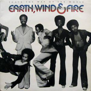 Earth, Wind & Fire (1975) ‎– That's The Way Of The World