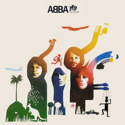 ABBA (1977) ‎– The Album