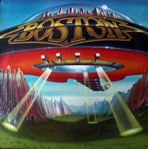 Boston (1978) ‎– Don't Look Back
